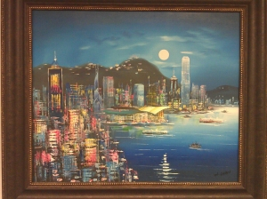 Hong Kong Painting