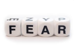 Fear scrabble